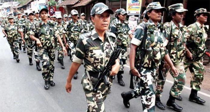 Photo of மேற்கு வங்காளம் –  தேர்தல் கலவரம் அபாயம் .மத்திய படைகள் விரைவு