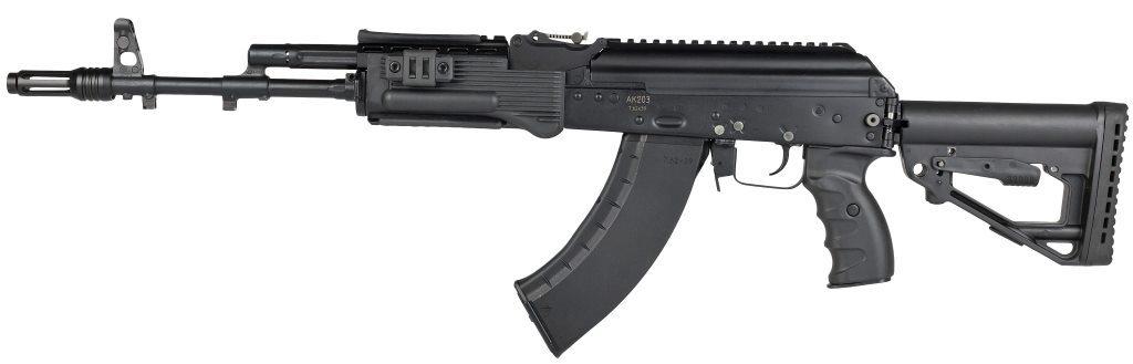 Photo of AK-203 – அமேதியில் தயாரிக்கப்பட உள்ள ரைபிள்கள்